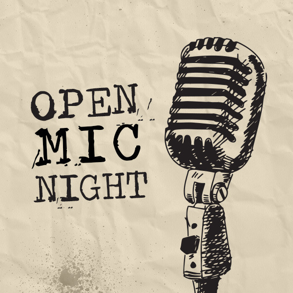 Open Mic Night @ 9pm