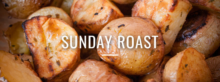 Sunday Roast is Back!!