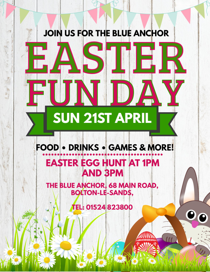 Easter Family Fun Day