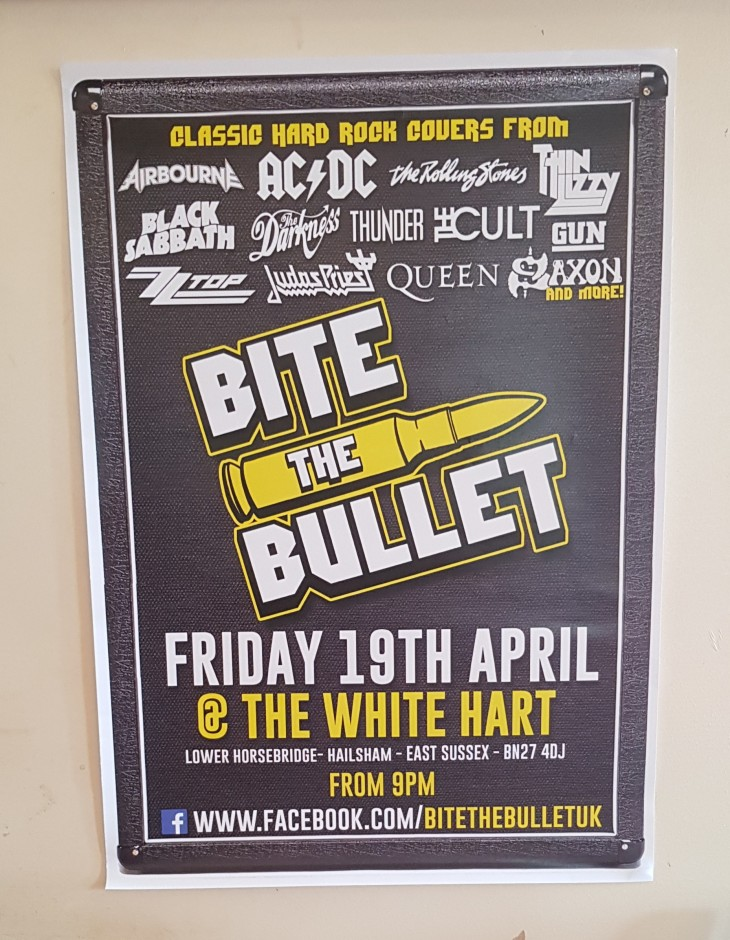 Live Music Friday 19th April