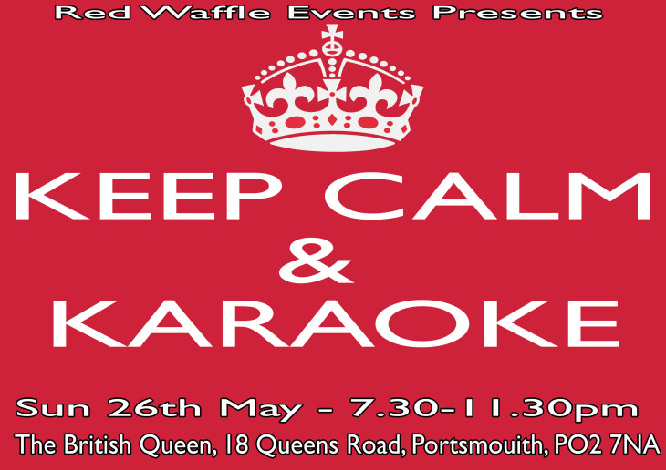 !!BANK HOLIDAY KARAOKE!!
