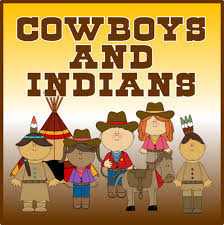 Cowboys n Indians Big family night out