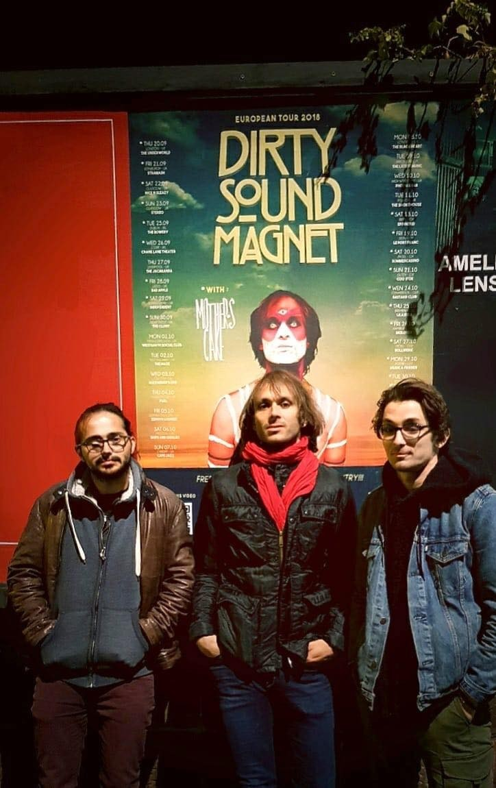 Dirty Sound Magnet + special guests