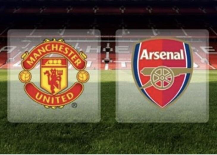 Man U v Arsenal