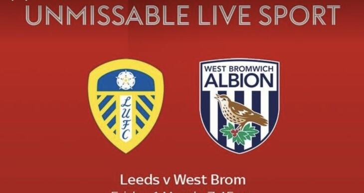 Leeds v West Brom