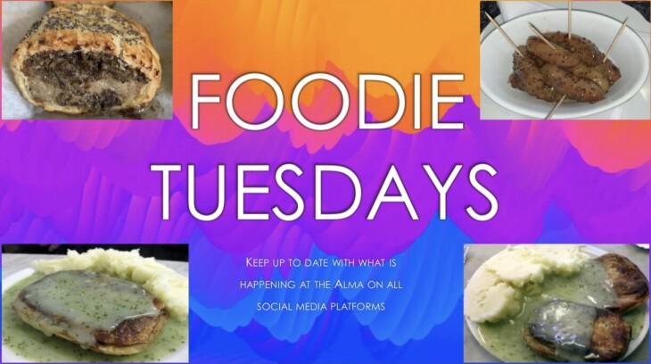 Foodie Tuesdays