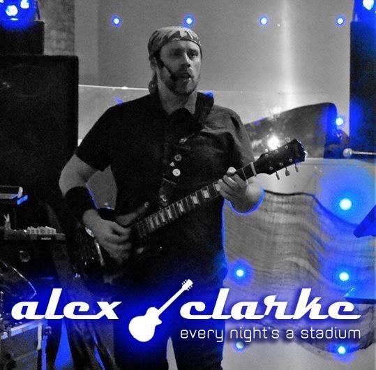Alex Clarke