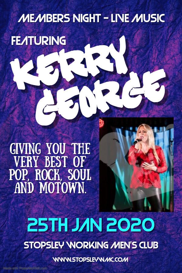 Kerry George