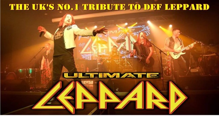 Ultimate Leppard rock Langtry's