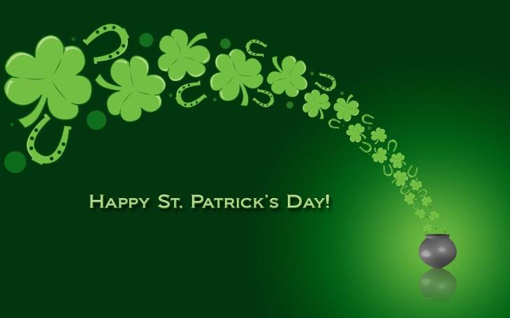St Patricks Day!