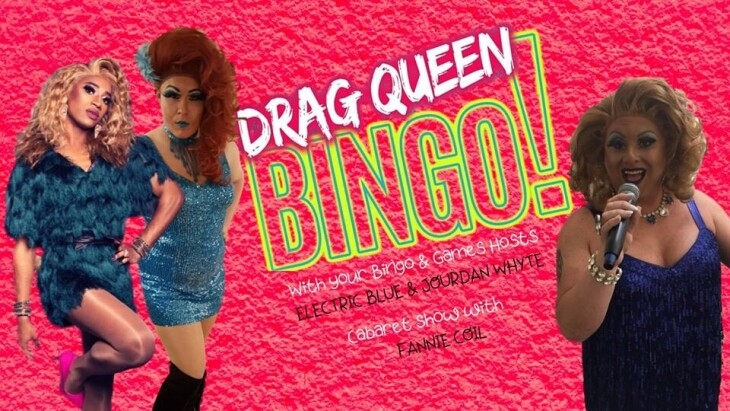 Drag Queen Bingo Show March