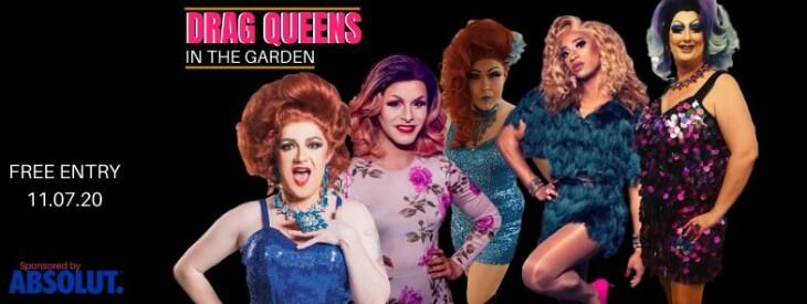 Drag Queens In The Garden