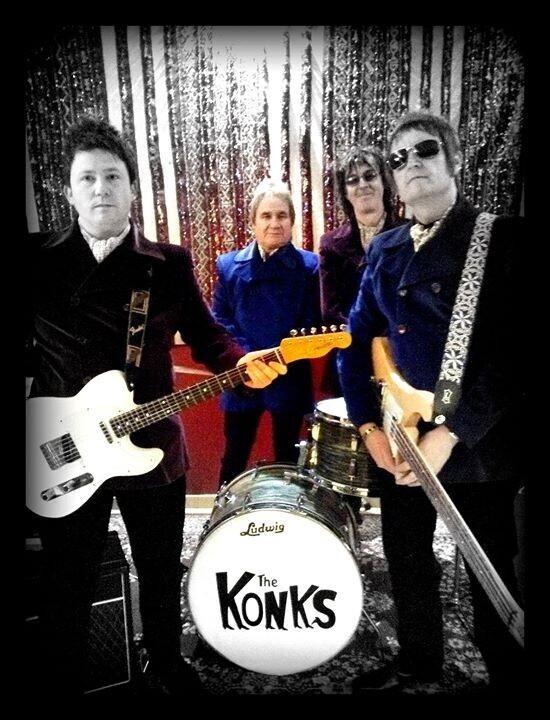 The Konks.