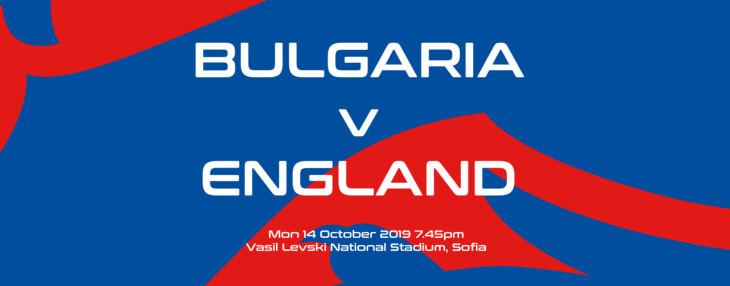 Bulgaria v England