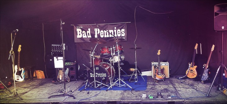 THE BAD PENNIES