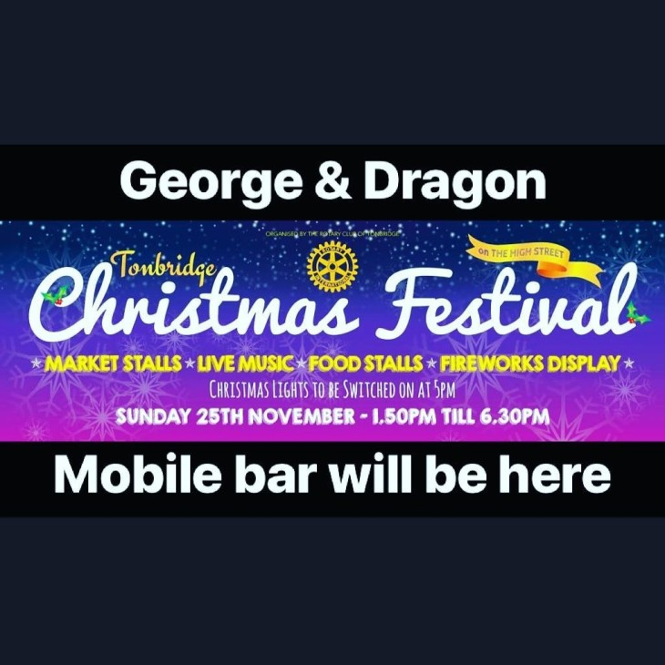 George & Dragon Mobile Bar