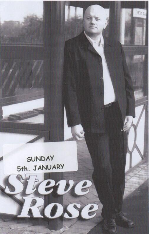 Steve Rose