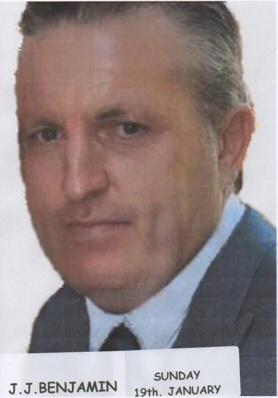 J.J Benjamin
