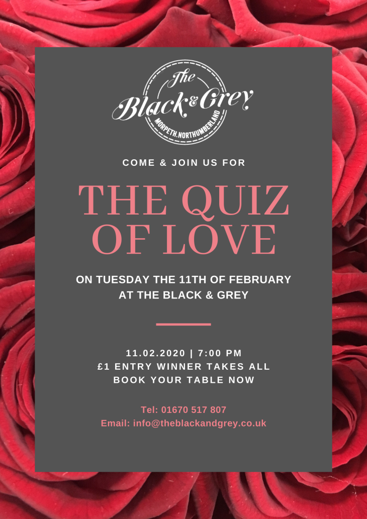The Quiz of Love