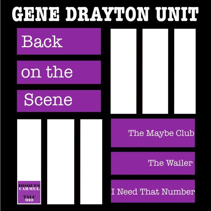 Gene Drayton Unit.