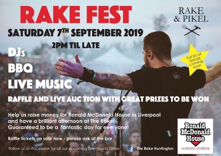 Rake Fest