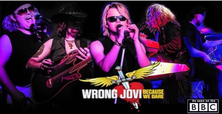 Wrong Jovi Live @ The Box Crewe