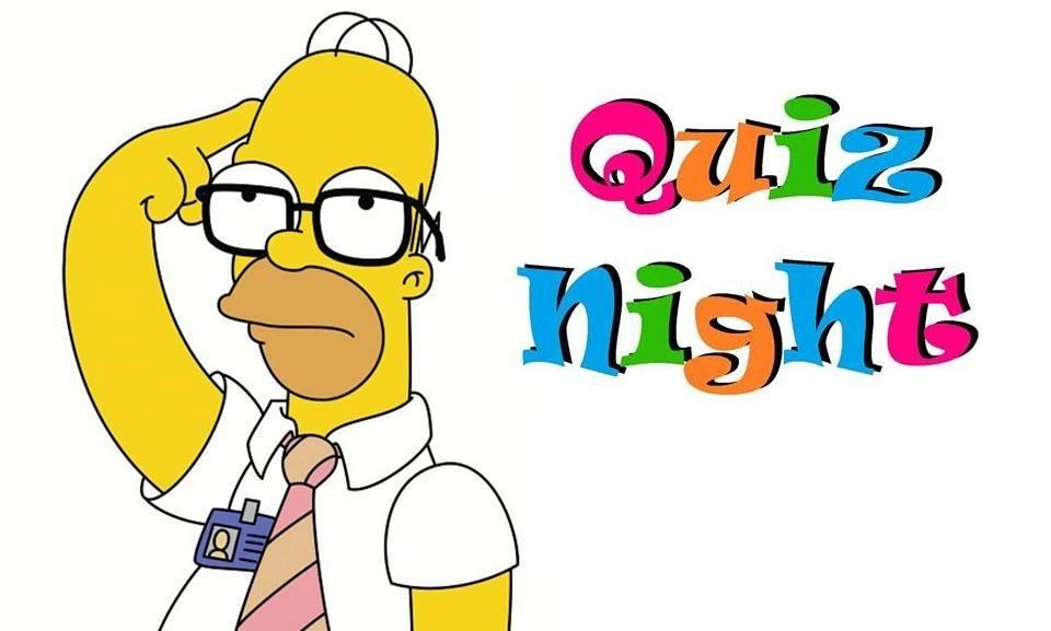 Quiz Night | The Scarborough Arms