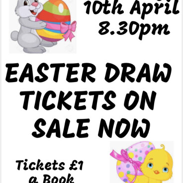 Easter Draw Tickets