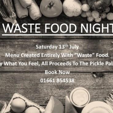 Waste Food Night