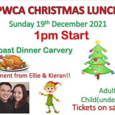 PWCA Christmas Lunch