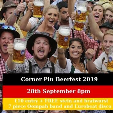The Corner Pin Beerfest