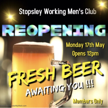 Reopening Of Club