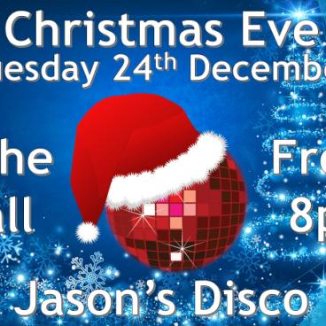 Christmas Eve Disco