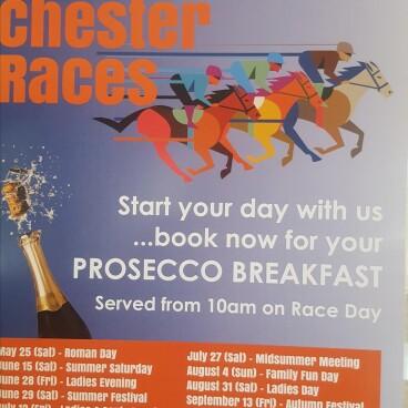 Race Day Breakfast