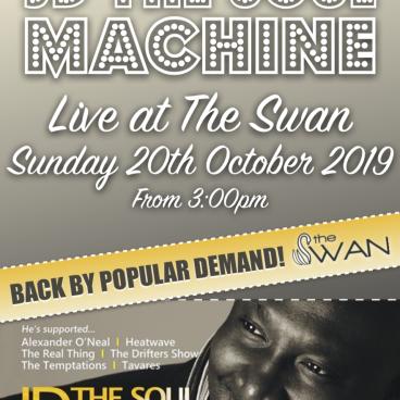 JD the Soul Machine Live @ The Swan