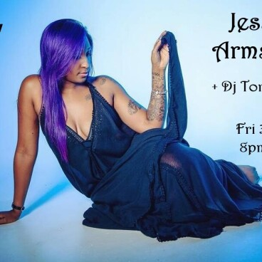 JESSICA ARMSTRONG LIVE AT IVORY