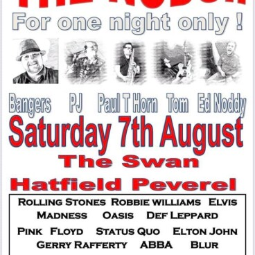 The Nods Live at The Swan Inn!