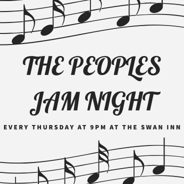 The Peoples Jam Night