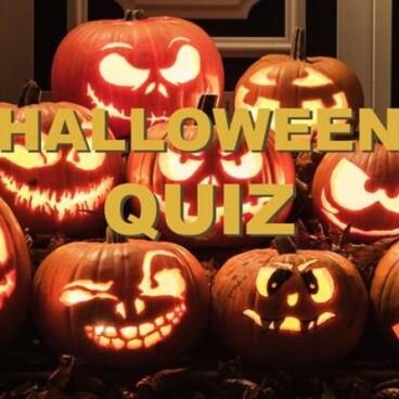 Halloween Drag Quiz