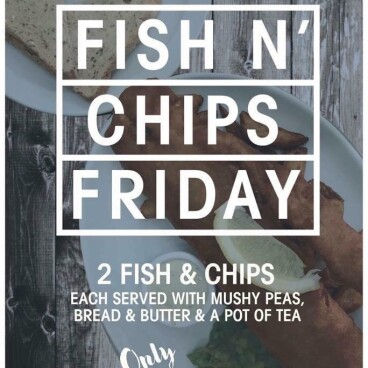 Fish n' Chips Friday