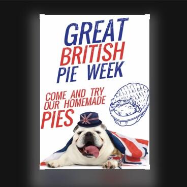 Great British Pie Week