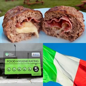 Italian take away weekend