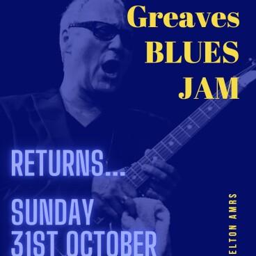 Dennis Greaves Blues Jam
