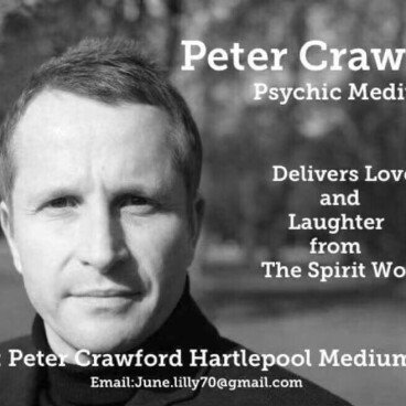 PETER CRAWFORD