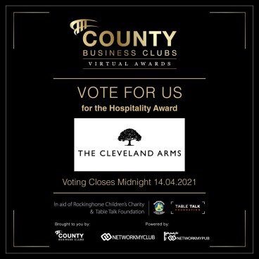 Please vote for us!!