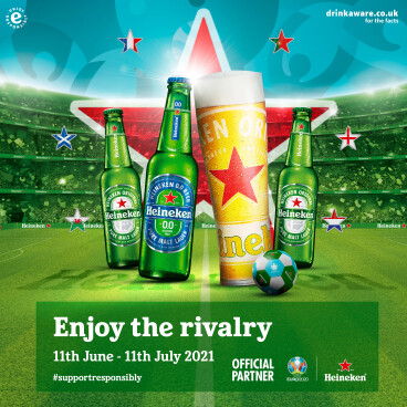 Enjoy the rivalry with UEFA EURO 2020™