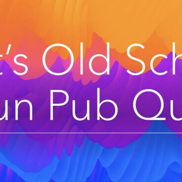 Mat's Fun Pub Quiz!...The Return!