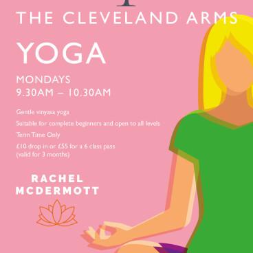 Yoga with Rachel McDermott