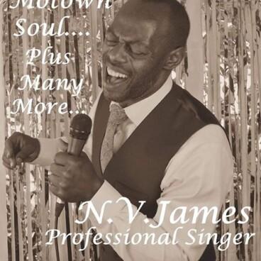Live at 5 Nigel Villa-James