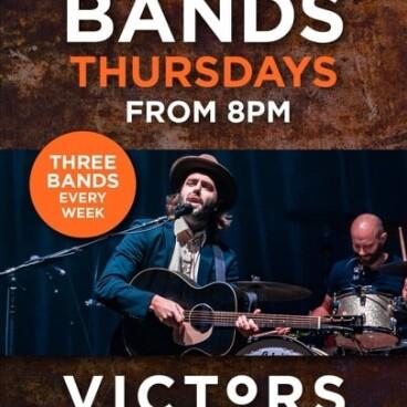 Band Showcase Every Thursday!